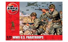 WWII US PARATROOPS **