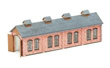 SMALL ENGINE SHED (FOR ONE LOC)