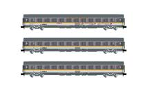 ALEX 3-UNIT UIC-Z TYPE COACHES MÜN-REG (2/21) *