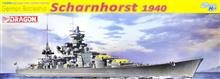 GERMAN BATTLESHIP SCHARNHORST 1940