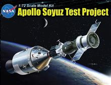 APOLLO SOYUZ TEST PROJECT 1:72
