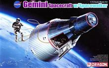 1/72 GEMINI SPACECRAFT W/SPACEWALKER (4/20) *