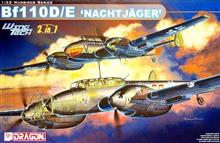 BF110D/E NACHTJAGER WING TECH