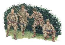 1/35 U.S. ARMY AIRBORNE NORMANDY 1944 (3/21) *