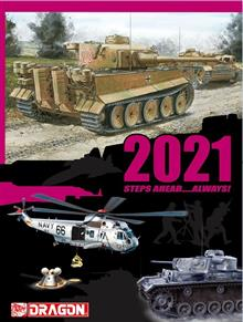 DRAGON MODELS CATALOGUS 2021 (1/21) *