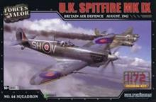 SPITFIRE MK IX U.K. BRITAIN AIR DEFENCE 1942 1:72