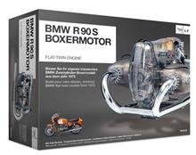 BMW R 90 S FLAT-TWIN MOTORCYCLE ENGINE 1:2