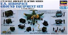 1/72 GROUND EQUIPMENT SET 35006 X72-6
