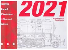 HORNBY INTERNATIONAL 2021 CATALOGUE (1/21) *