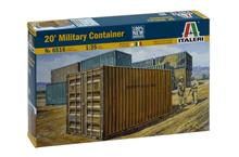 20' MILITARY CONTAINER 1:35
