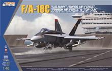 1/48 F/A-18C US NAVY, SWISS AIRFORCE