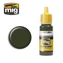 OLIVE GREEN OPT. 1 RAL 6003 (17 ML)