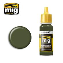 OLIVE GREEN OPT. 2 RAL 6003 (17 ML)