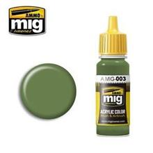 RESEDA GREEN RAL 6011 (17 ML)