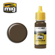 DARK BROWN RAL 7017 (17 ML)