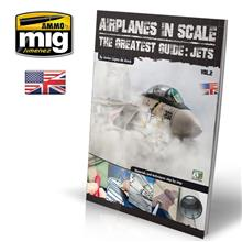 MAG. AIRPLANES IN SCALE GUIDE JETS ENG.