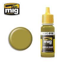 DARK YELLOW (MID WAR) RAL 7028 (17 ML)