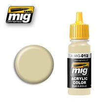 DARK YELLOW '44 DG III RAL 7028 (17 ML)