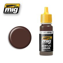 CHOCOLATE BROWN RAL 8017 (17 ML)