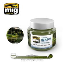 SLOW RIVER WATERS 250 ML. (250 ML)
