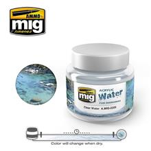 CLEAR WATERS 250 ML. (250 ML)