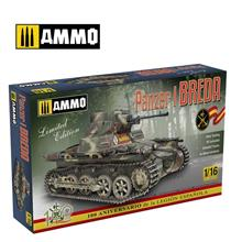 1/16 PANZER I AUSF. A BREDA SPANISH CIVIL WAR