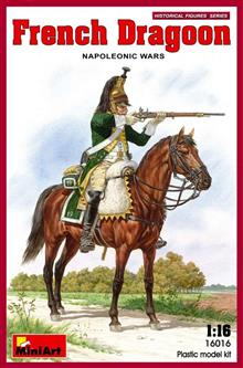 FRENCH DRAGOON. NAPOLEONIC WARS.