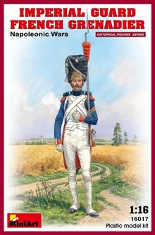 IMPERIAL GUARD FRENCH GRENADIER. NAPOLEONIC WARS.