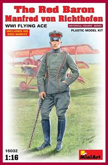 RED BARON. MANFRED VON RICHTHOFEN.WW1 FLYING ACE
