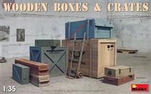1/35 WOODEN BOXES & CRATES