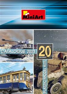 MINIART CATALOGUS 2021 (2/21) *