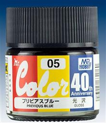 MR. COLOR 10 ML  ANV. PREVIOUS BLUE