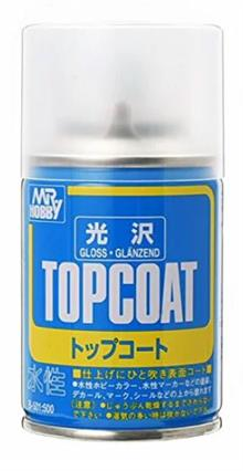 MR. TOP COAT GLOSS SPRAY 86 ML