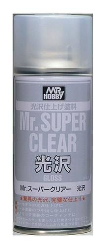 MR. SUPER CLEAR GLOSS SPRAY 170 ML