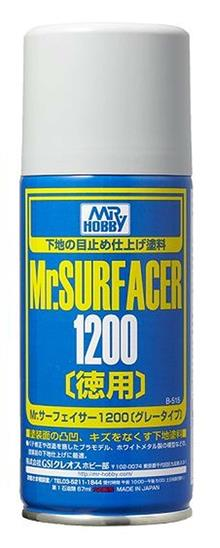 MR. SURFACER 1200 SPRAY 170 ML