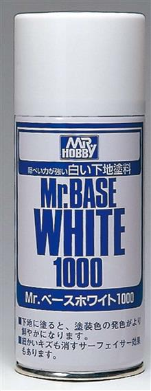 MR. BASE WHITE 1000 SPRAY 180 ML