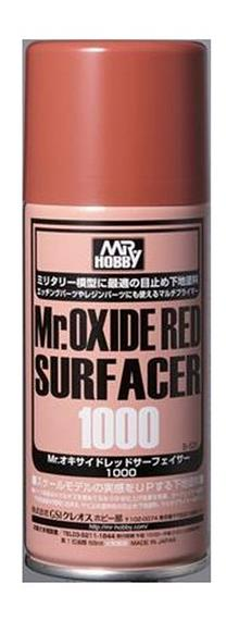 MR. OXIDE RED SURFACER 1000 170 ML