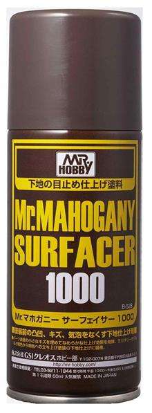 MR. MAHOGANY SURFACER 1000 170ML