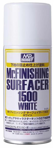 MR. FINISHING SURFACER 1500 WHITE