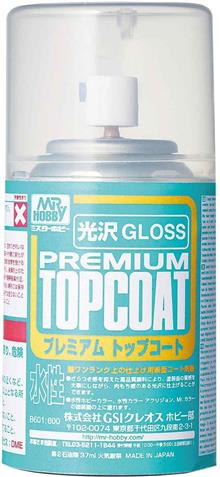 MR. PREMIUM TOP COAT GLOSS