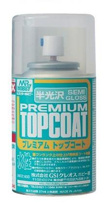 MR. PREMIUM TOP COAT SEMI-GLOSS
