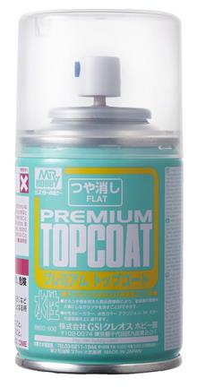 MR. PREMIUM TOP COAT FLAT