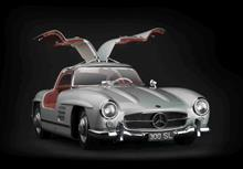 MERCEDES-BENZ GULLWING (n.n.b.) *