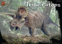 1/24 DINOSAURIER TRICERATOPS
