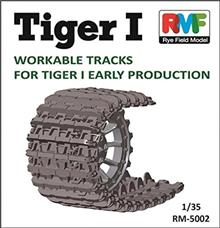 1/35 WORKABLE TRACKS FOR TIGER I EARLY PRODUCTION