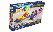MICRO SCALEXTRIC WACKY RACES MAINS POWERED  (4/19) *