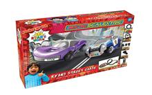 MICRO SCALEXTRIC RYANS WORLD BATTERY RACE SET (9/20) *
