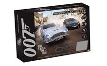 MICRO SCALEXTRIC JAMES BOND BATTERY RACE SET (9/20) *