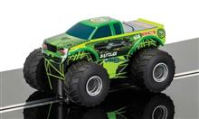 TEAM MONSTER TRUCK RATTLER (GREEN)
