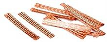 COPPER BRAIDS (10 PCS.)